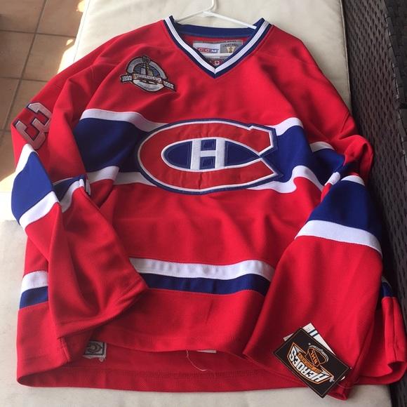 Vintage Hockey 33 ROY NHL Men s Sport Jersey 0f24911fa